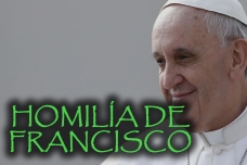 Homilia Francisco